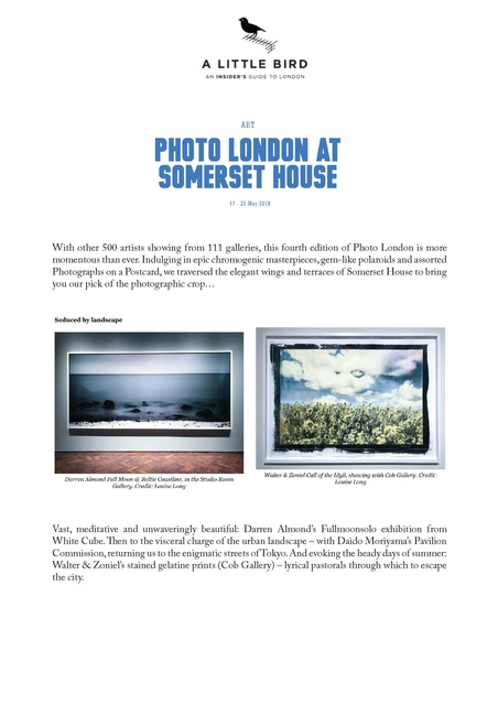 Photo London at Somerset House